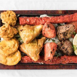 Bharati - Mix Grill - Restaurant Idien Nogent