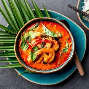 Plats principaux Crevettes et Poissons